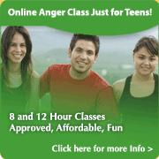 Anger Management for Teen and Adolescents